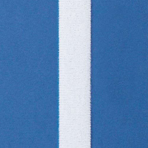 20 mm Velourbånd for søm, hvit
