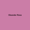 Oleander Rosa Farge
