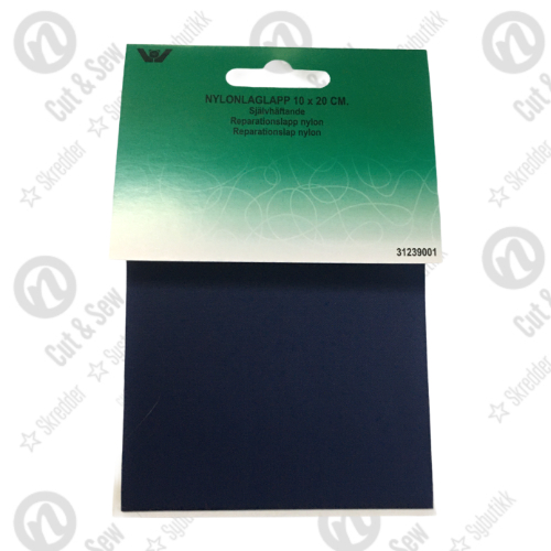 Selvklebende Reparasjonslapp - Mørkeblå