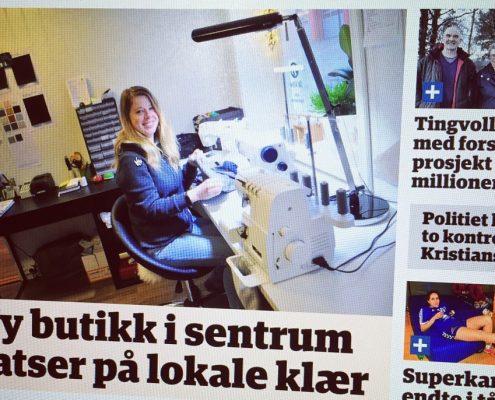 Skredder Kristiansund 1 år